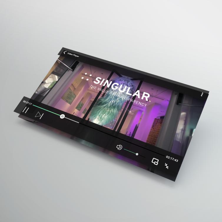 Singular Glass